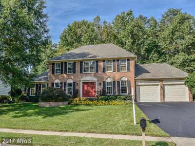 Fairfax Station VA Single Family Home For Sale: $724,999
