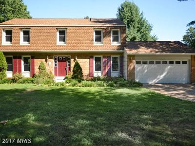 Vienna Single Family Home For Sale: 1518 Gingerwood Court