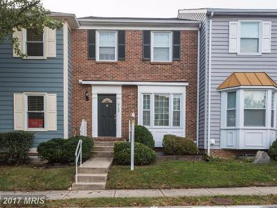 Alexandria Townhouse For Sale: 6148 Old Brentford Court