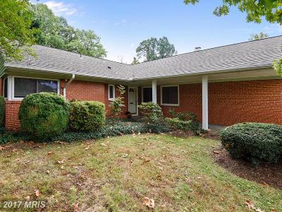 Falls Church Single Family Home For Sale: 3809 Whispering Lane
