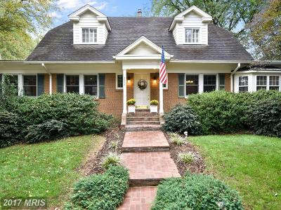 Vienna Single Family Home For Sale: 9555 Grand Oaks Court