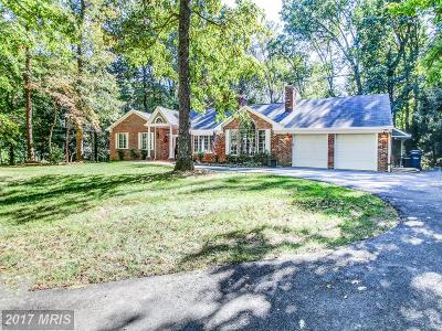 Mclean, Mc Lean Single Family Home For Sale: 8643 Overlook Road