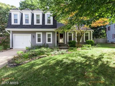Alexandria Single Family Home For Sale: 6229 Gentle Lane