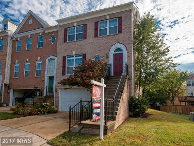 Springfield Townhouse For Sale: 7261 Castlefield Way