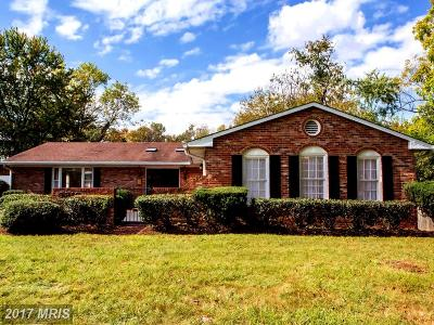Alexandria Single Family Home For Sale: 5810 Cannon Lane