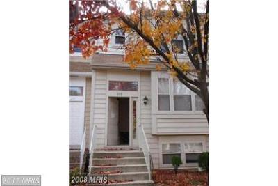 Reston, Herndon Townhouse For Sale: 459 Virginia Avenue