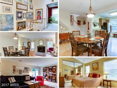Reston Townhouse For Sale: 2324 Hunters Square Court