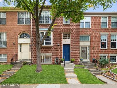 Alexandria Townhouse For Sale: 5232 Cannes Court