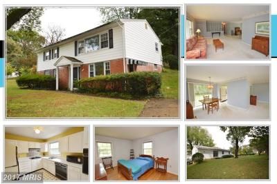 Vienna VA Single Family Home For Sale: $619,000