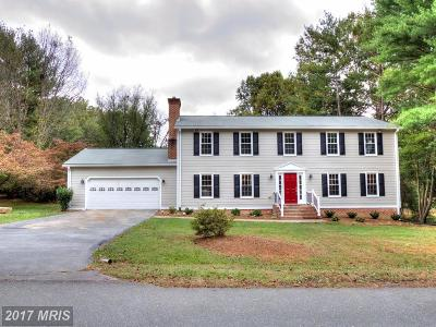 Great Falls VA Single Family Home For Sale: $989,888