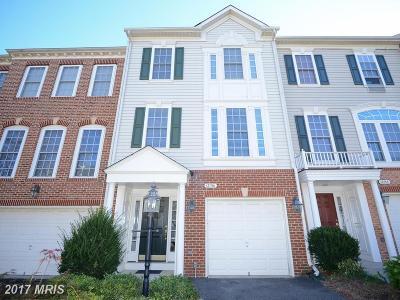 Fairfax Townhouse For Sale: 12756 Heron Ridge Drive