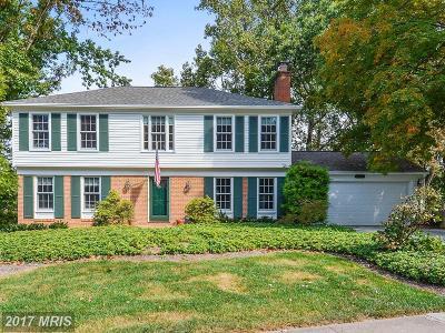 Vienna Single Family Home For Sale: 9612 Verdict Drive