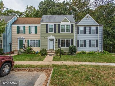 Alexandria Townhouse For Sale: 6653 Briarleigh Way