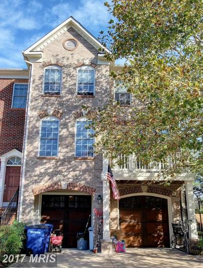 Herndon Townhouse For Sale: 138 Herndon Mill Circle