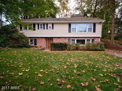 Falls Church Single Family Home For Sale: 6325 Aqua Terrace