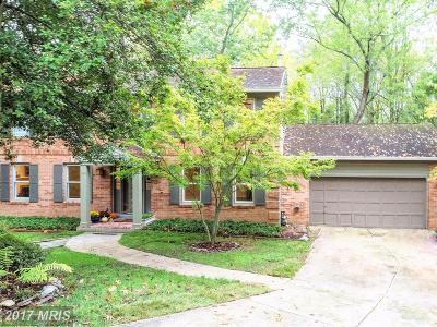 Vienna Single Family Home For Sale: 9505 Laurlin Court