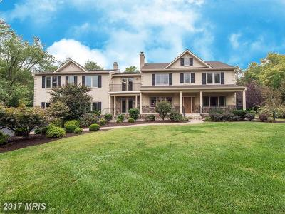 Great Falls VA Single Family Home For Sale: $1,095,000
