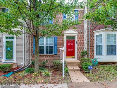 Lorton Townhouse For Sale: 7845 Seafarer Way