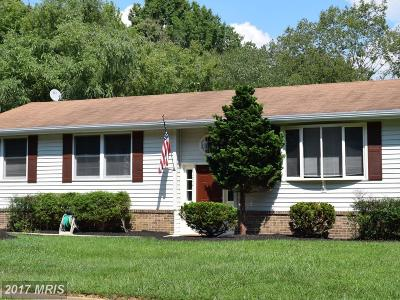 Fairfax Single Family Home For Sale: 5523 Sideburn Road