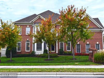 Fairfax Townhouse For Sale: 12701 Lady Somerset Lane