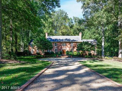 McLean Single Family Home For Sale: 720 Potomac Knolls Drive
