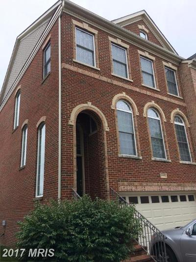 Centreville Townhouse For Sale: 13443 Wood Lilly Lane
