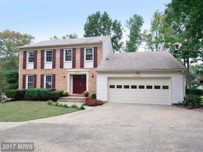 Herndon Single Family Home For Sale: 1500 Coat Ridge Road