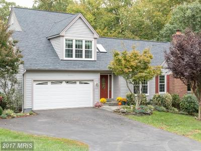 Fairfax Single Family Home For Sale: 8013 Oak Hollow Lane