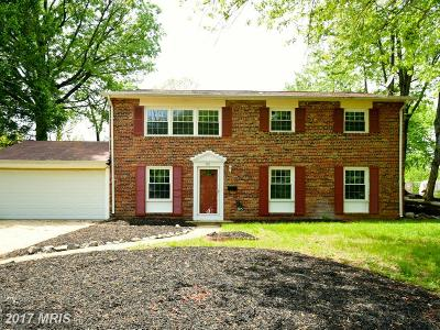 Alexandria Single Family Home For Sale: 4815 Poplar Drive