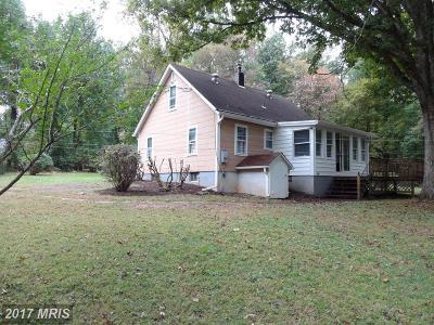 Herndon Single Family Home For Sale: 12402 Bennett Road