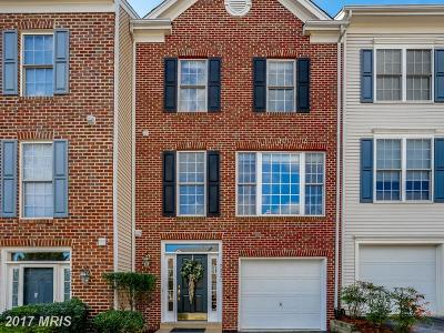 Lorton Townhouse For Sale: 7337 Ardglass Drive