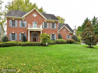 Alexandria Single Family Home For Sale: 1501 Dade Lane