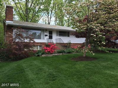 Annandale Single Family Home For Sale: 4214 Old Columbia Pike