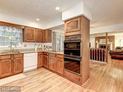Springfield Single Family Home For Sale: 7411 Brian Run Court