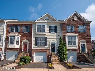 Alexandria Townhouse For Sale: 3442 Turtle Dove Nook