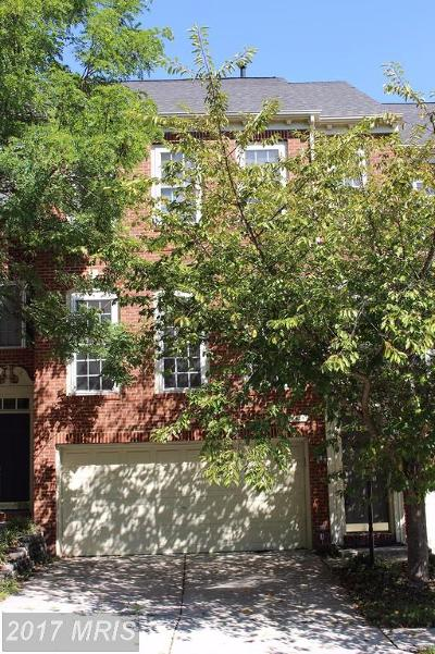 Lorton Townhouse For Sale: 8429 Chaucer House Court