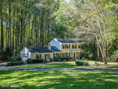 Oakton Single Family Home For Sale: 2812 Bree Hill Road