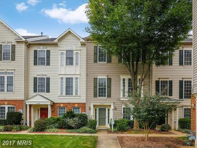 Fairfax Townhouse For Sale: 12404 Benjamin Hill Lane
