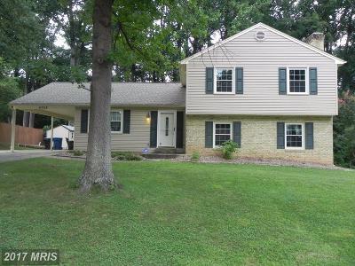 Fairfax Single Family Home For Sale: 4322 Farm House Lane