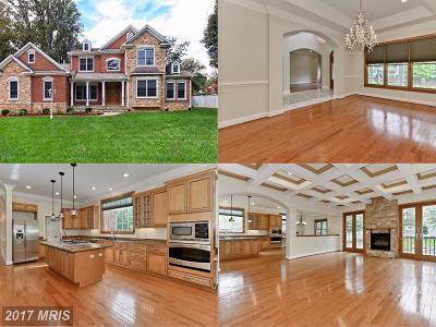 Fairfax Single Family Home For Sale: 2926 Sayre Road