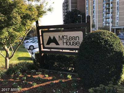 McLean Condo For Sale: 6800 Fleetwood Road #309