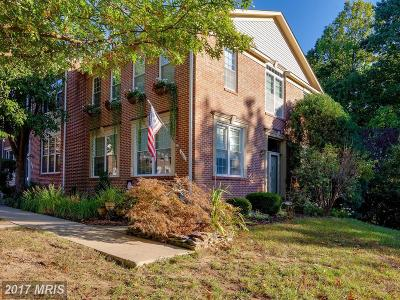 Alexandria Townhouse For Sale: 6127 Donival Square