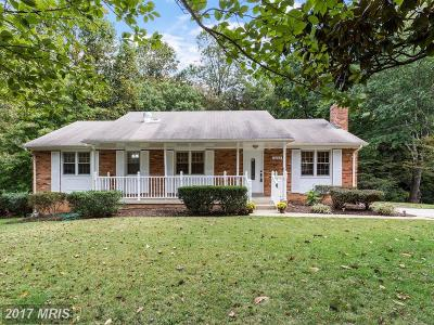 Fairfax VA Single Family Home For Sale: $589,000