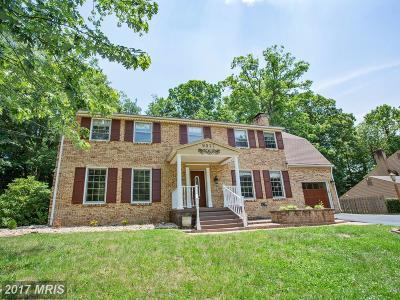 Alexandria Single Family Home For Sale: 9317 Maybrook Place