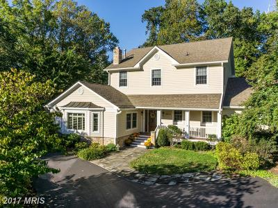 Falls Church Single Family Home For Sale: 6614 Van Winkle Drive