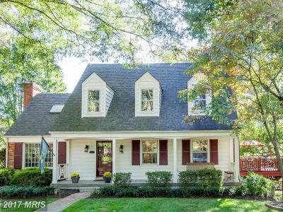 Mclean, Mc Lean Single Family Home For Sale: 6815 Baron Road