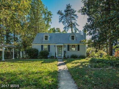 Falls Church Single Family Home For Sale: 7019 Aronow Drive