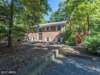Fairfax Single Family Home For Sale: 2913 Hideaway Road