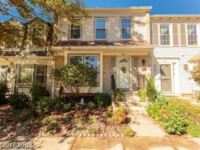 Alexandria Townhouse For Sale: 5704 Lofthill Court