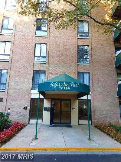 Falls Church VA Condo For Sale: $129,900